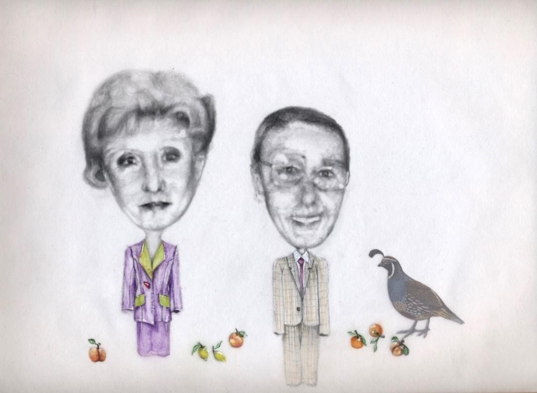 ABBATIELLO_Joan and Peter, 1982, Los Angeles
