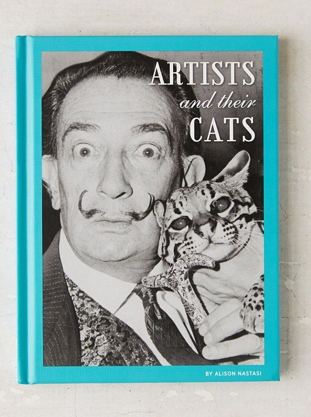 Nastasi Alison Artists and their cats